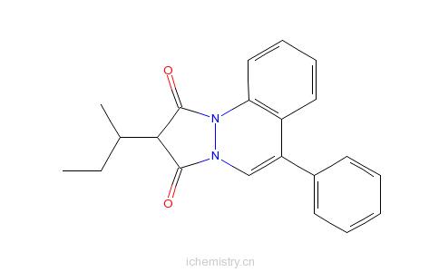 CAS:31688-07-0的分子结构