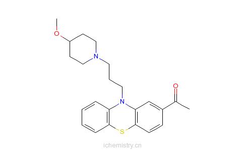 CAS:31817-29-5的分子结构