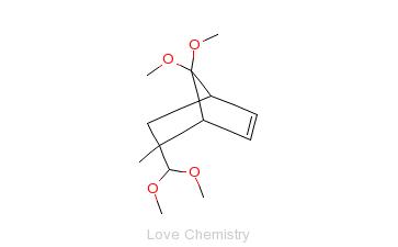 CAS:31969-69-4的分子结构
