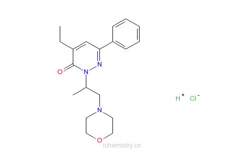 CAS:32058-65-4的分子结构