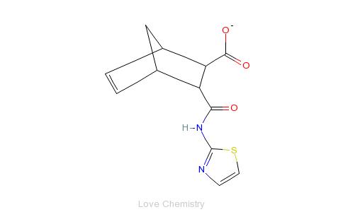 CAS:320784-65-4的分子结构