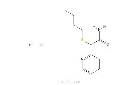 CAS:32081-38-2的分子结构