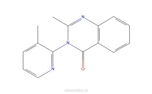 CAS:3214-64-0的分子结构