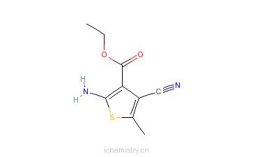 CAS:321736-08-7的分子结构
