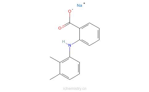 CAS:33125-89-2的分子结构