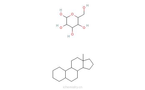 CAS:33129-50-9的分子结构