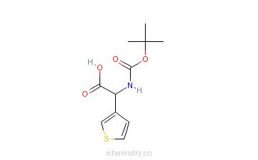 CAS:33130-97-1的分子结构