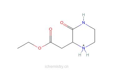 CAS:33422-35-4的分子结构