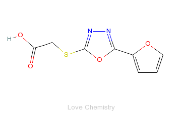 CAS:33621-24-8的分子结构