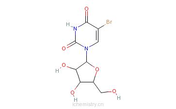 CAS:3370-69-2的分子结构