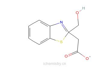 CAS:33720-91-1的分子结构