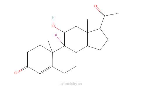 CAS:339-02-6的分子结构