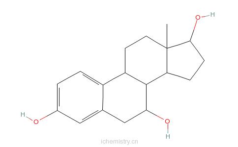 CAS:3398-11-6的分子结构