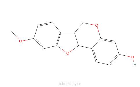CAS:33983-40-3的分子结构