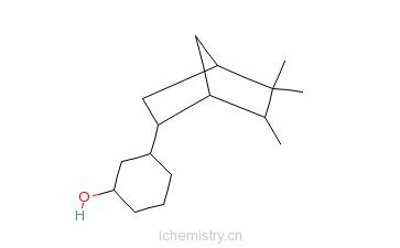 CAS:3407-42-9_檀香的分子结构