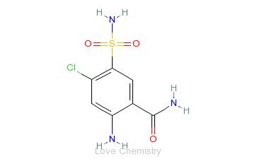 CAS:34121-17-0的分子结构