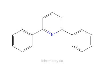 CAS:3558-69-8_2,6-二苯基哌啶的分子结构