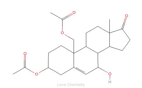 CAS:35581-28-3的分子结构
