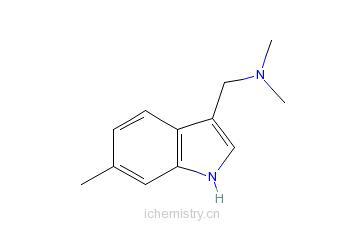 CAS:35998-04-0_6-甲基芦竹碱的分子结构