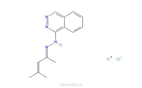CAS:36798-79-5_布屈嗪的分子结构
