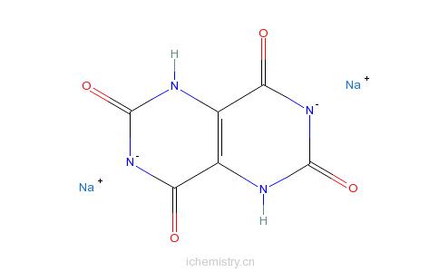 CAS:36926-29-1的分子结构