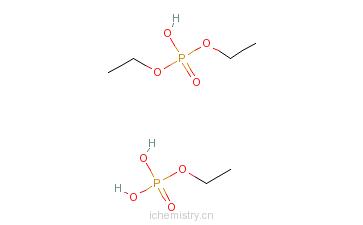 CAS:37203-76-2_磷酸乙酯的分子结构