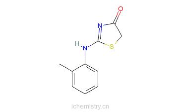 CAS:37394-99-3的分子结构