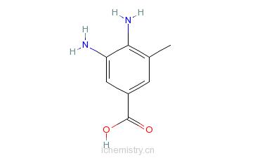 CAS:37901-95-4的分子结构