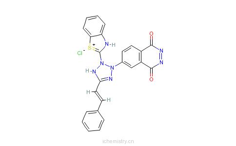CAS:38116-89-1的分子结构