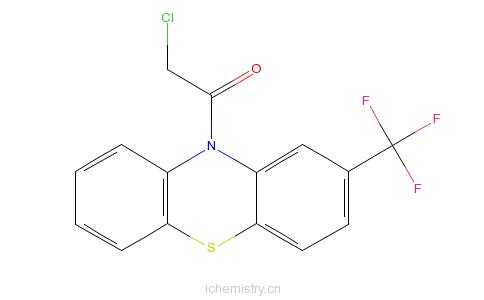 CAS:38221-55-5的分子结构