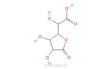 CAS:389-36-6的分子结构
