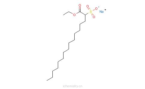 CAS:4016-24-4的分子结构