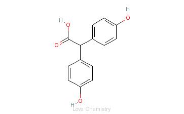 CAS:40232-93-7的分子结构