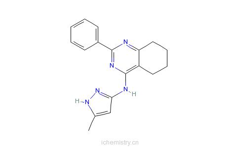 CAS:404828-08-6的分子结构