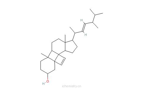 CAS:41411-05-6的分子结构
