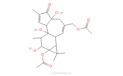 CAS:41621-85-6的分子结构