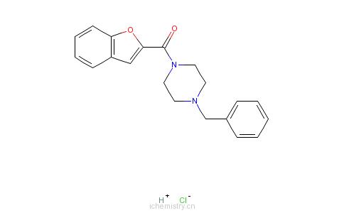 CAS:41717-30-0_苯呋拉林的分子结构