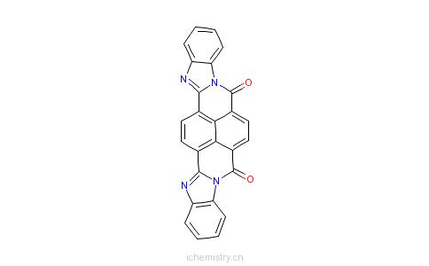 CAS:4216-02-8_还原红15的分子结构
