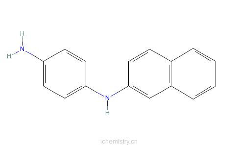 CAS:4285-37-4的分子结构