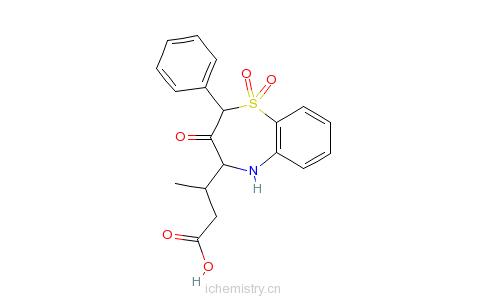 CAS:43093-09-0的分子结构
