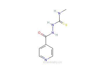 CAS:4406-96-6的分子结构