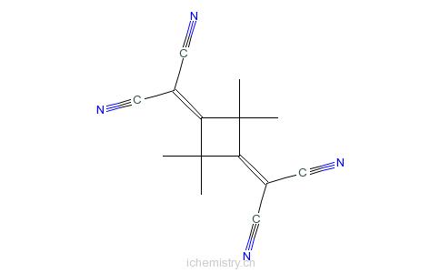 CAS:4462-99-1的分子结构