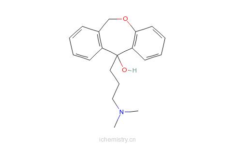 CAS:4504-88-5的分子结构