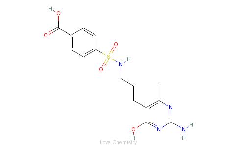 CAS:4510-64-9的分子结构