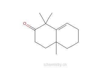 CAS:4668-61-5的分子结构