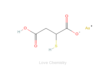 CAS:4846-27-9的分子结构