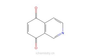 CAS:50-46-4的分子结构