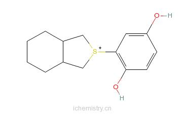 CAS:5006-93-9的分子结构