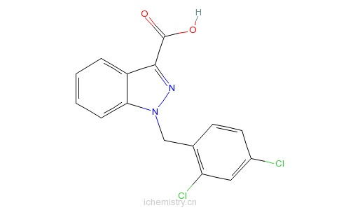 CAS:50264-69-2_氯尼达明的分子结构