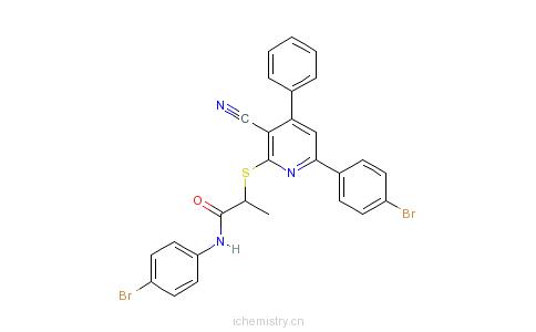 CAS:5076-84-6的分子结构